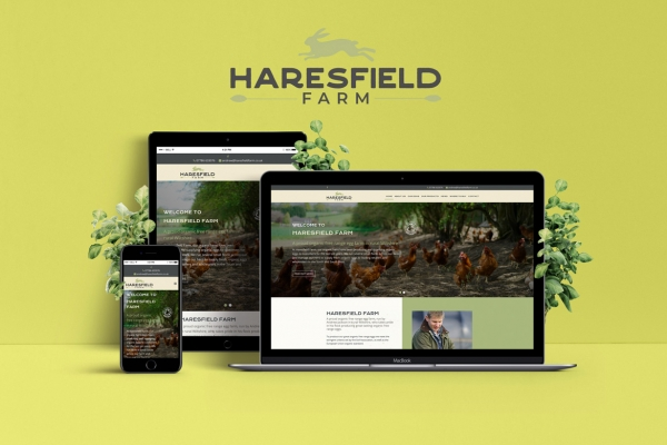 Haresfield Farm Website